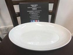 Dudson Deep Oval Platter
