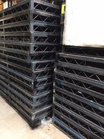Used Original Steeldeck Stacked