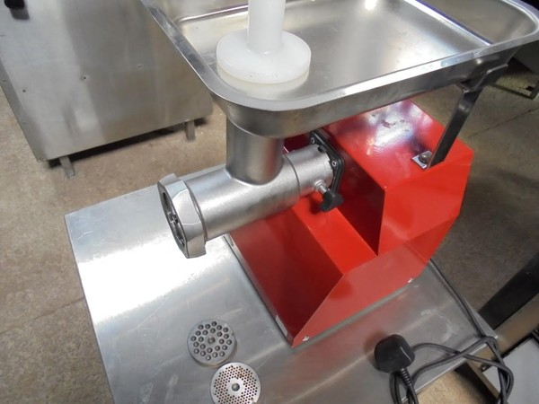 Meat Mincer Front