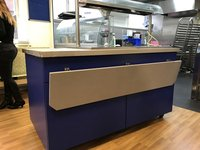 Mobile Hot Food And Carvery Counter