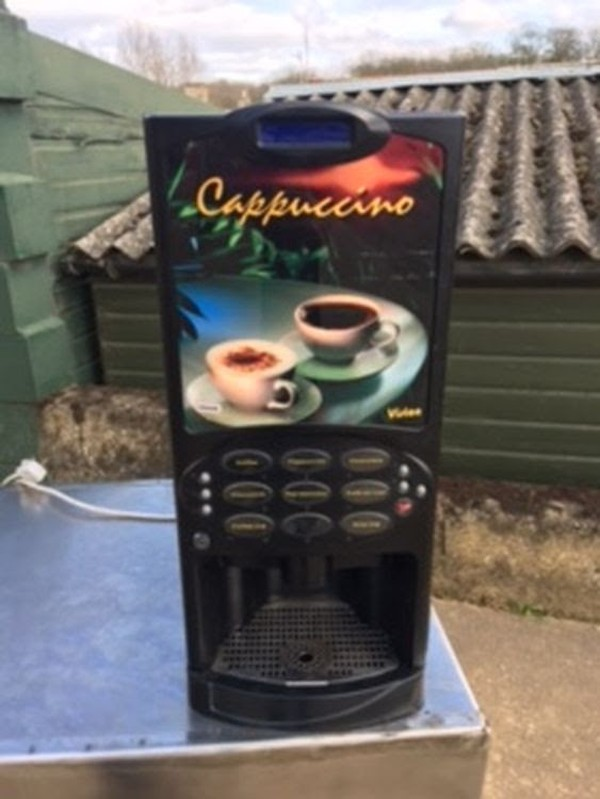 Vision Coffee Machine
