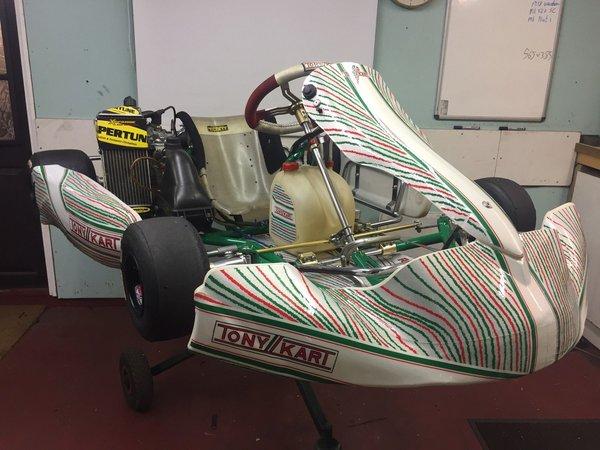 Tony Kart - Senior Rotax MAX