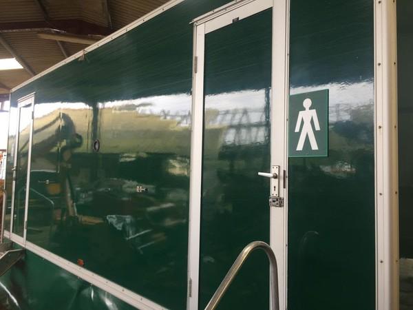 Premier Toilets Front