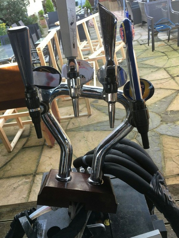 4 Way Beer Dispenser