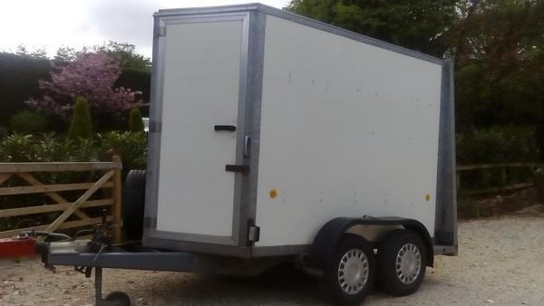 Box Trailer Exterior