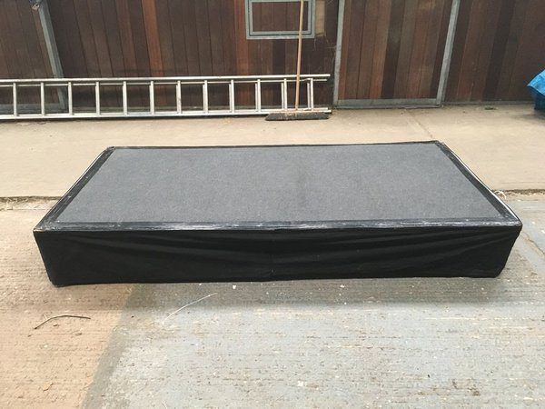 Stage for sale