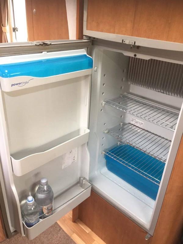 3 way big fridge with separate freezer