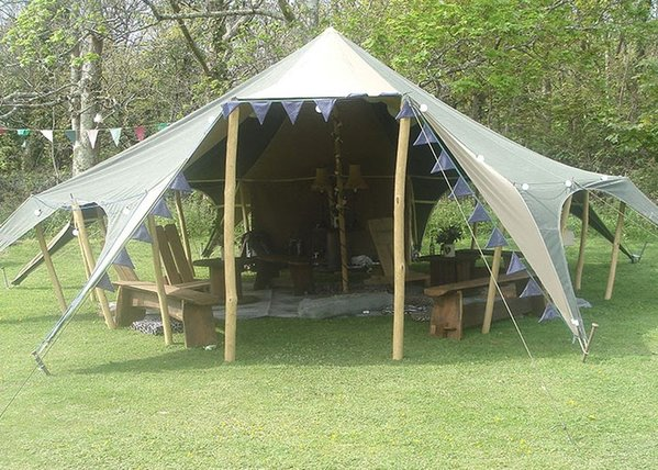 Curlew - SecondHand Marquees | Unusual Marquees