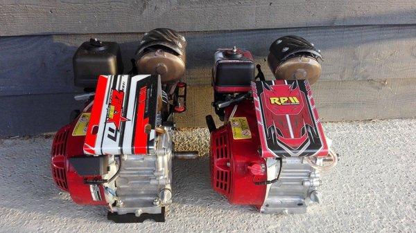 Honda CADET SP engines