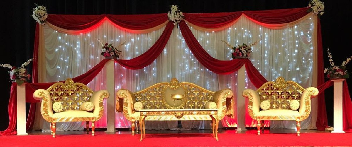 Profitable business for sale chair cover and venue decoration indian wedding chairs for sale junglespirit Image collections