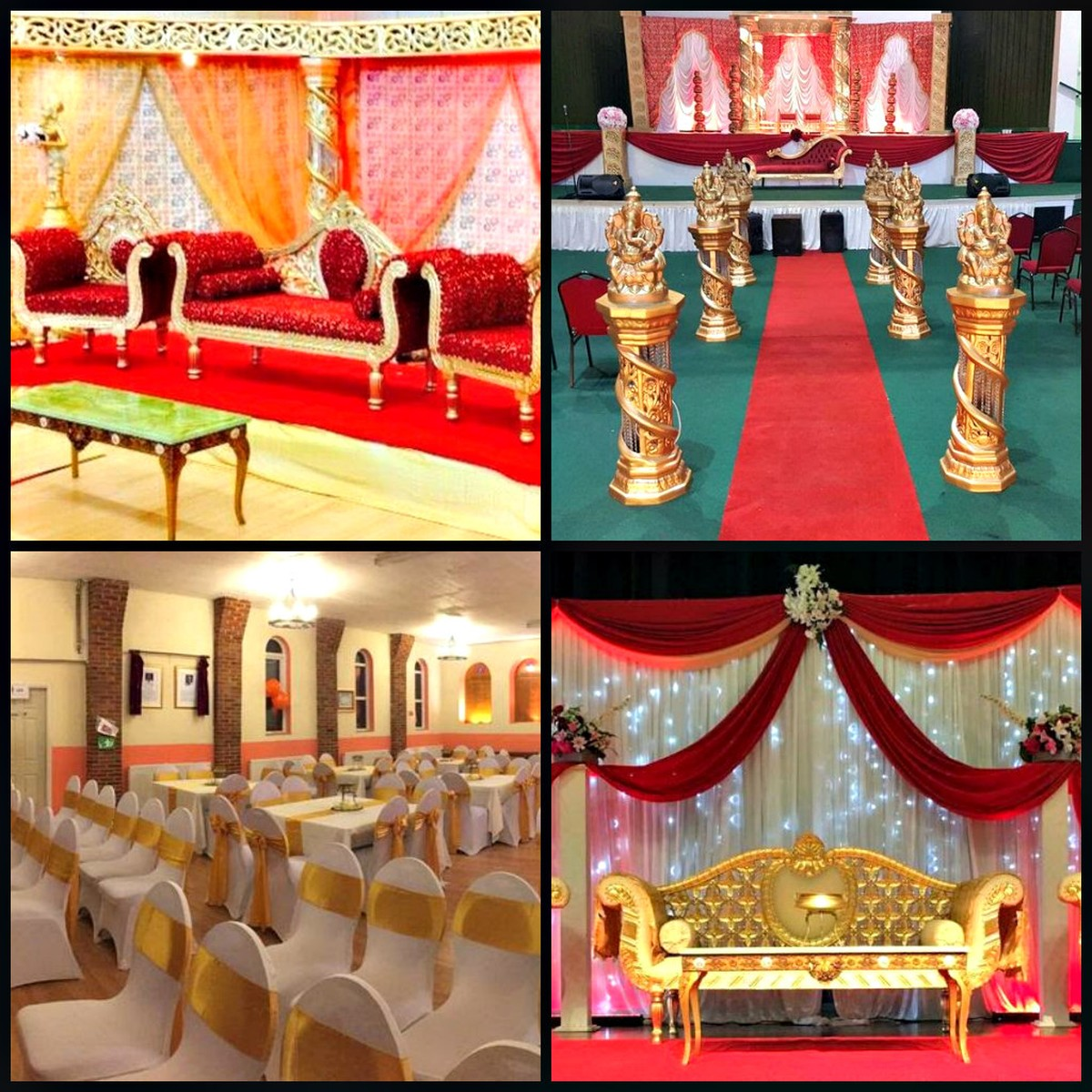 Profitable business for sale chair cover and venue decoration indian wedding themed for sale junglespirit Image collections