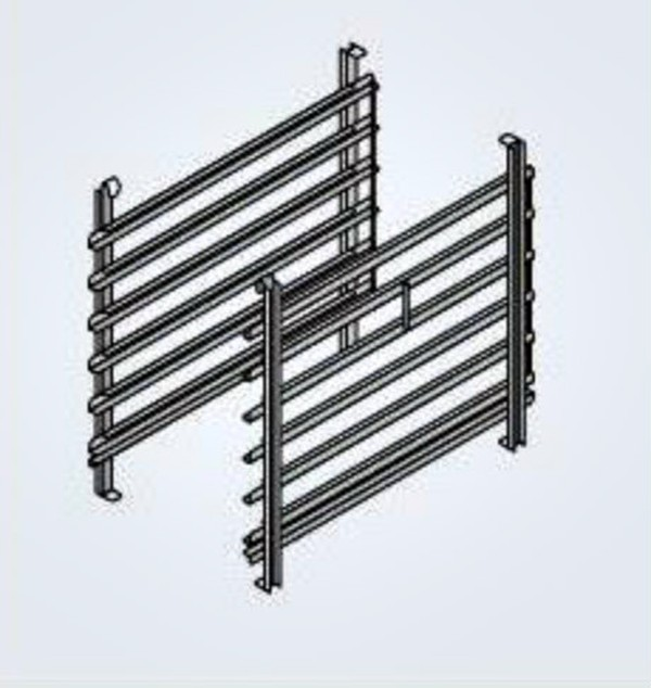 Rational Grid Shelves For Sale
