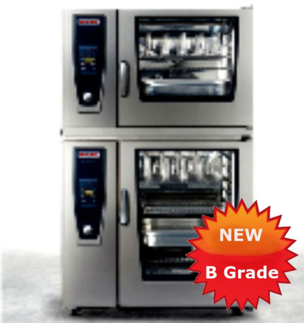 B Grade stacking oven