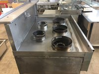 5 Ring Chinese Wok Cooker