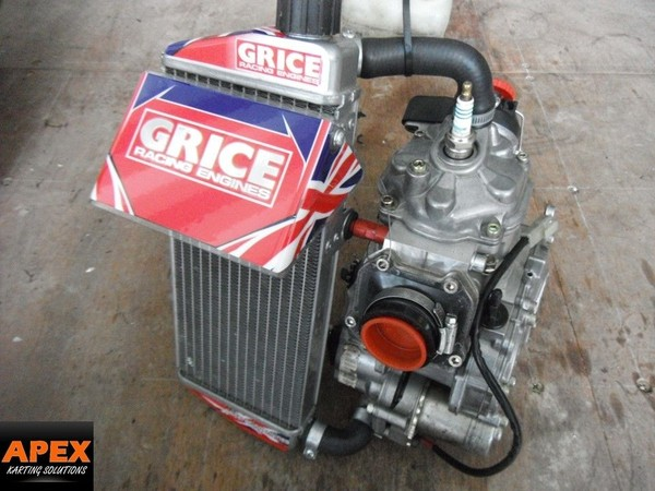 rotax max senior engine in great used condition