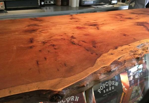 Customized Wood Finish