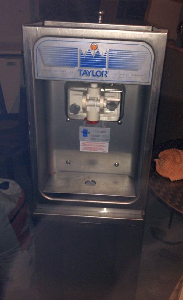 Taylor soft Ice Cream Machine