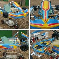 Fernando Alonso 2014 Kart Chassis
