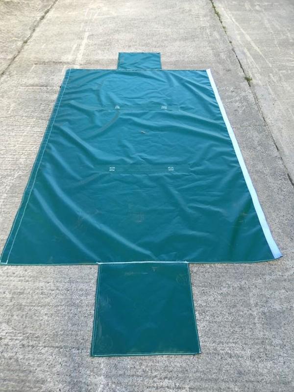 PVC Roof Bags