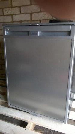 Waeco CR80 12v or 240v fridge