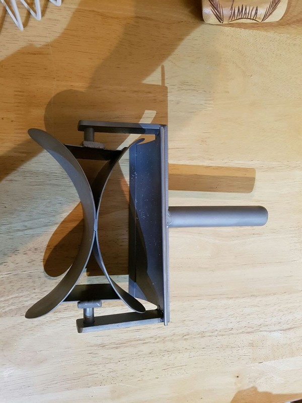 Black Pastry Cutter