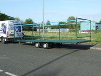Twin Axle 10 Toilet Trailer For Sale