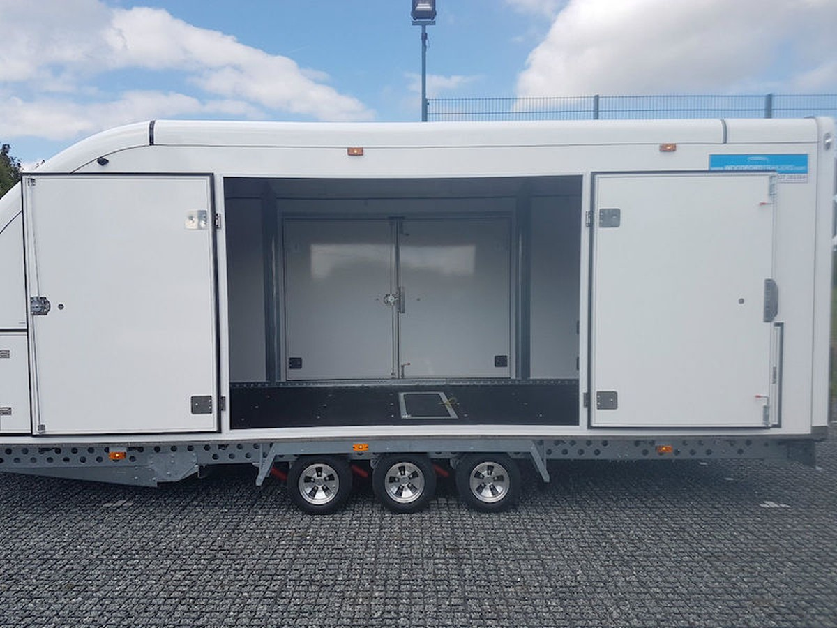 Secondhand Karting Co Uk Trailers Woodford Trailer