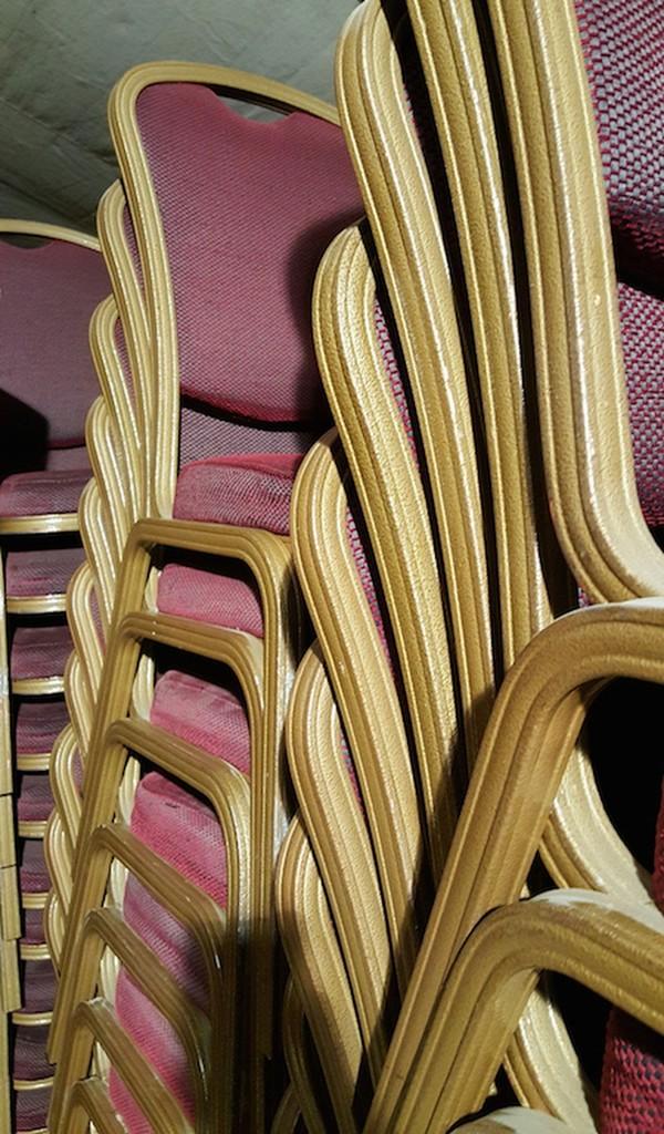 115x Banquet Chairs - Croydon