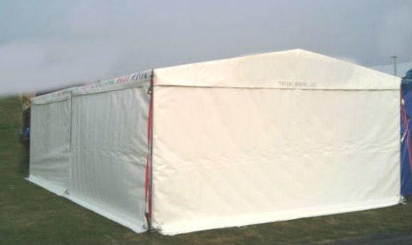Race Awning by Tectonics