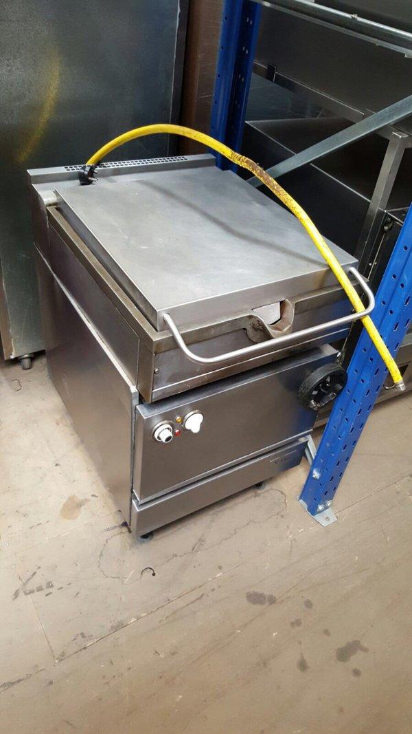 Gas Bratt Pan