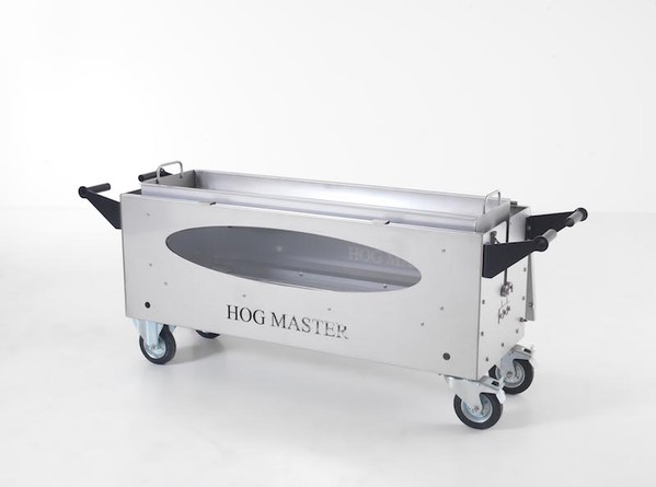 Hog Roaster with Glass Display for sal e