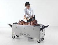 Easy to Use Hogmaster Hog Roast