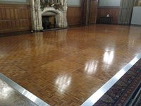 Oak Wooden Parquet Dancefloor