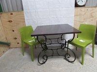 36x Polypropylene Stacking Chairs