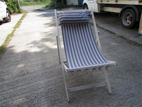 Vintage Deckchairs