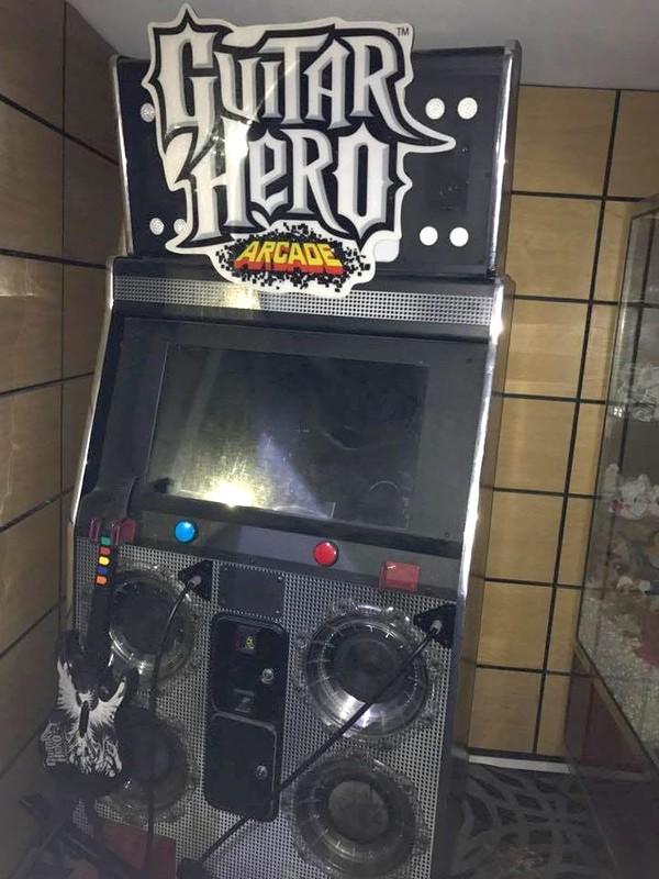 Guitar Hero Machines