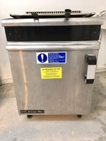 Double Electric Fryer For Sale