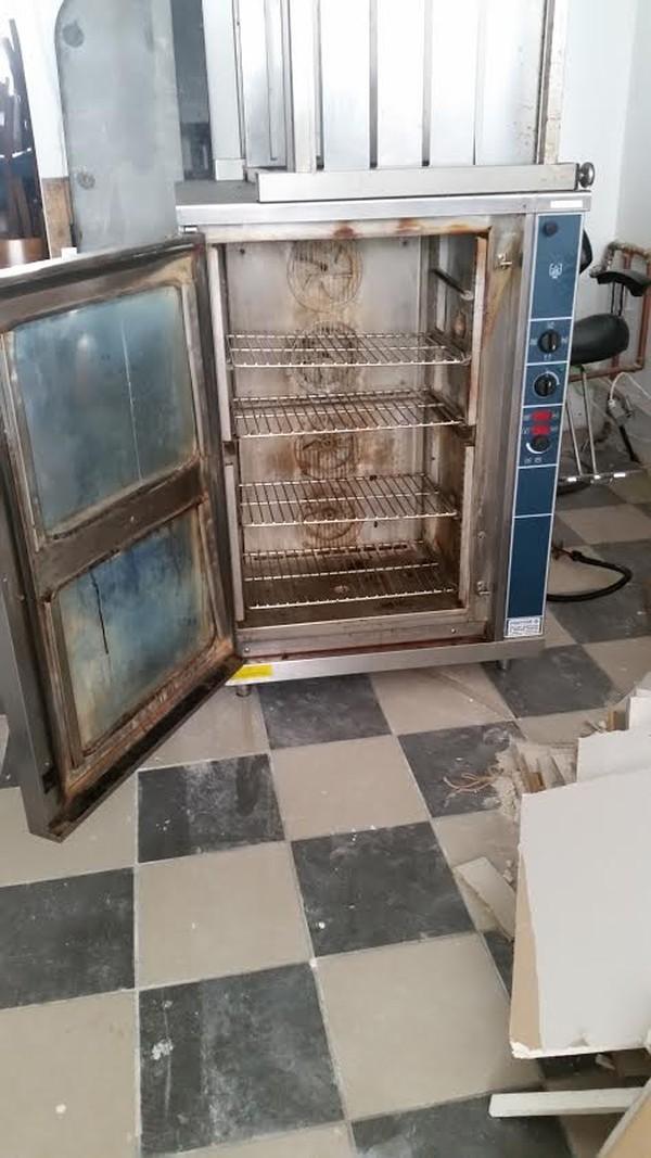 Fan Combi Oven