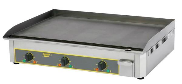 Roller Grill - Steel Griddle Electric - PSR 900E