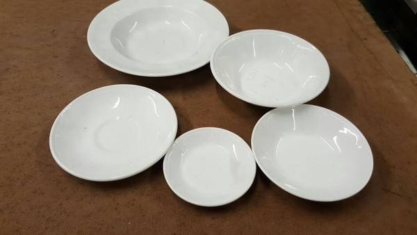 Banqueting Crockery