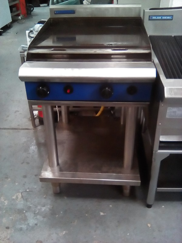 Blue Seal Griddle