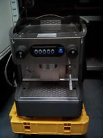 Gaggia single group coffee machine,