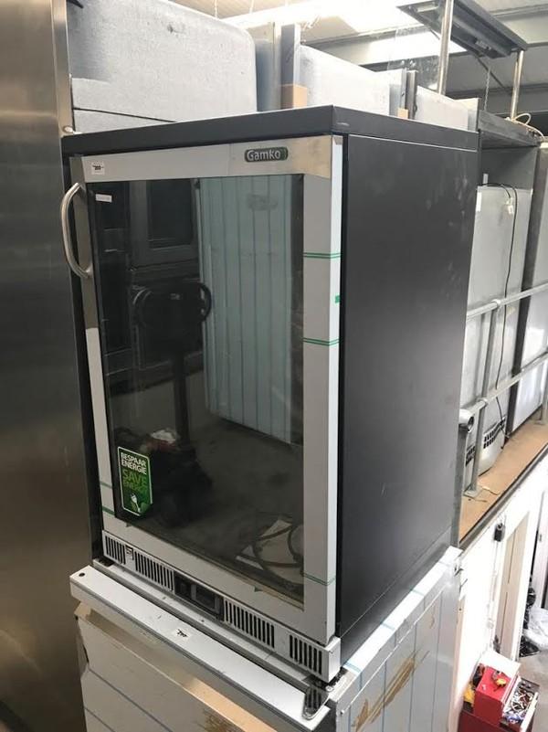 Maxiglass Single Door Bottle Cooler