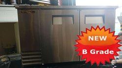 B Grade Bar Double Door Cooler