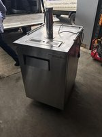 Single Door Draw Direct Beer Dispenser