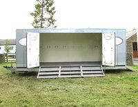 21Ft Exhibition or show trailer for sale