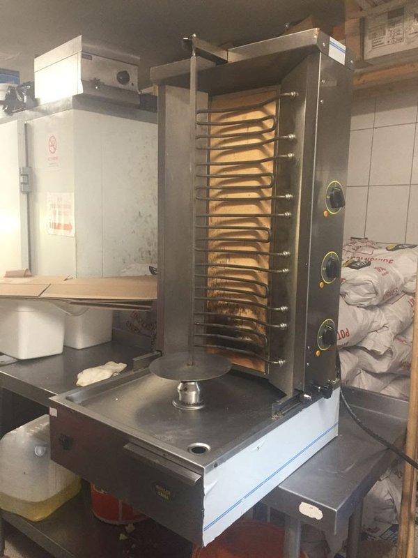 Brand New Kebab Grill
