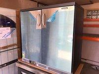 Gamko - 250Ltr Double Door Hinged Bottle Cooler