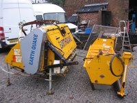 Tremor Earthquake T220 Rotary Decompactor Direct Local Council - Preston, Lancashire
