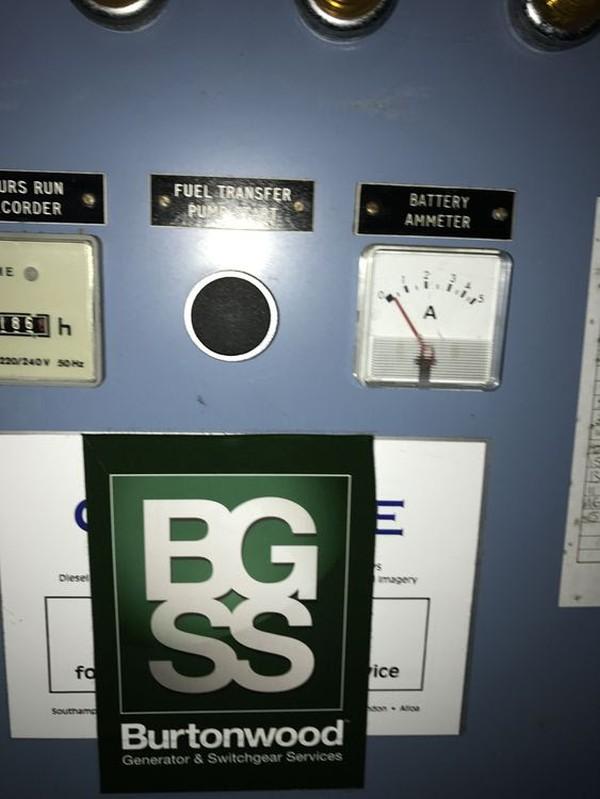 Auto Diesels B604H 375KVA Generator For Sale